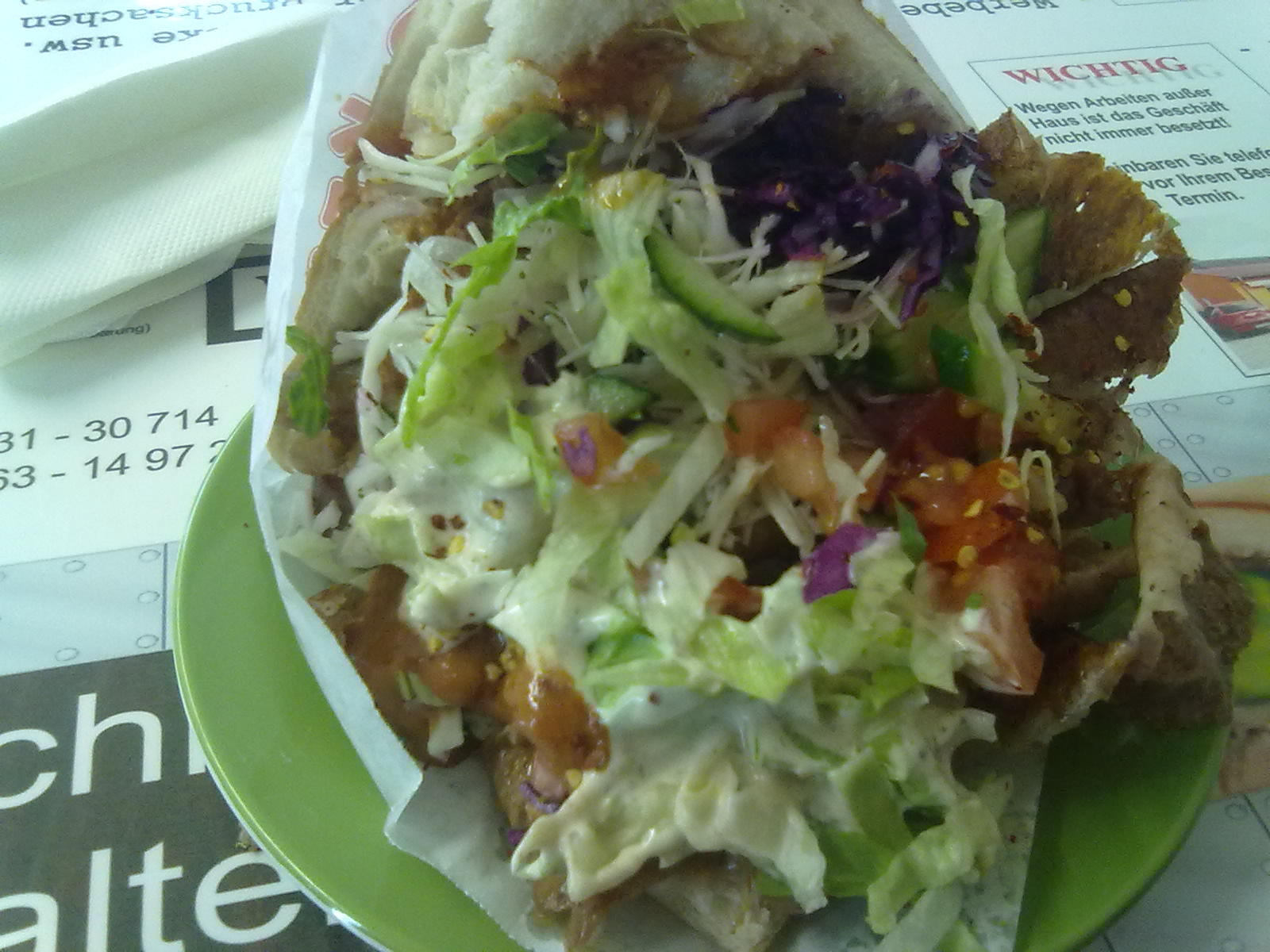 Vorgestellt: Dürüm Kebab Haus Lieferservice Dresden
