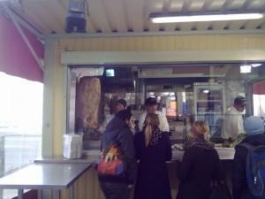 Döner Taxis in Dortmund, der Kebab Express Dortmund